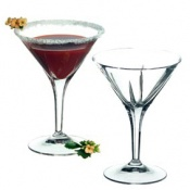 2.0 Set 6 Calici Cocktail Martini 23 cl Crystal Glass