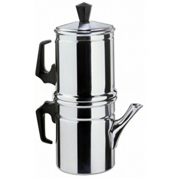 Horecapoint caffettiera napoletana tz 01 15 cl for Caffettiera napoletana alessi