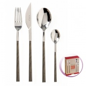 Pinti Set Posate 24 Pz Sushi Queen Wenge In Scatola Regalo