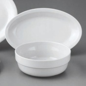 Roma Stacking Salad Bowl Cm 21