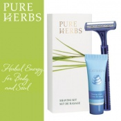 Set Barba Pure Herbs