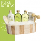 Set Benessere Pure Herbs